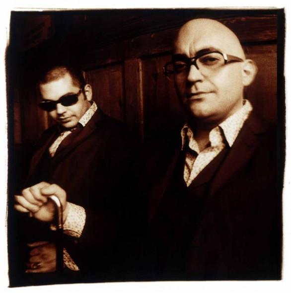 Paul & Ross Godfrey