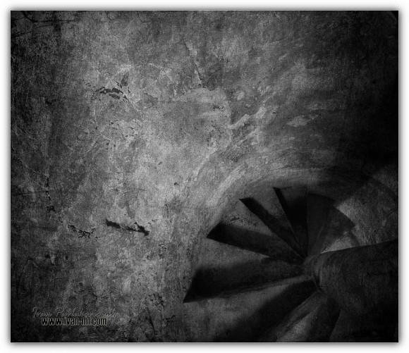 Stopnišče v minaretu