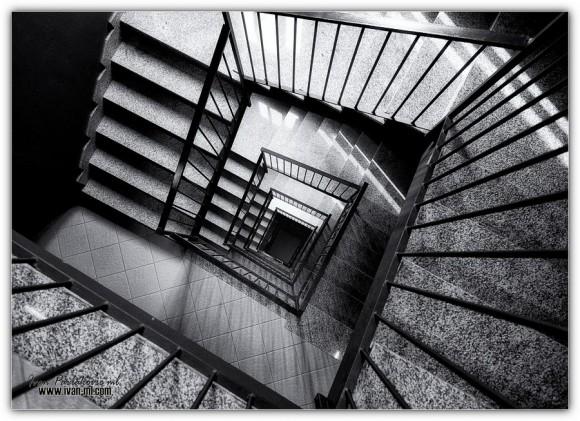 Stopnišče Mercure 2