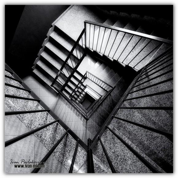 Stopnišče Mercure 1